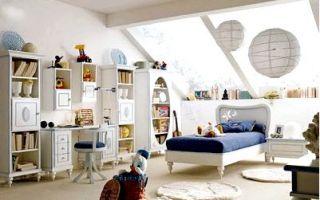 Мебель из Италии для малышей