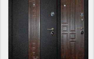 Выбор стальной двери