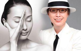 Японский массаж лица после 45 лет фото и видео