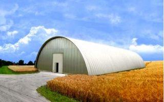 Выбор зернохранилища