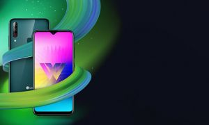 Смартфон LG W30 Pro