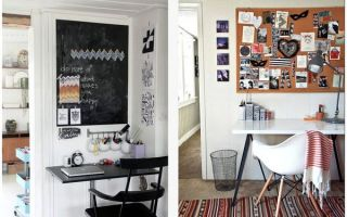 На кухне за ноутбуком нынче не модно: 48 идей оформления офиса