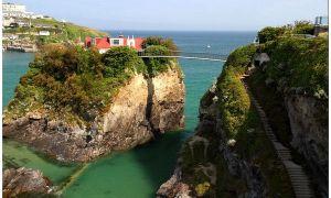 Дом для отдыха на побережье океана