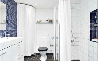 Скандинавский стиль в маленькой квартире