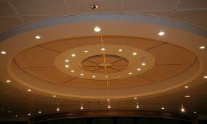 10 стильных идей для потолка