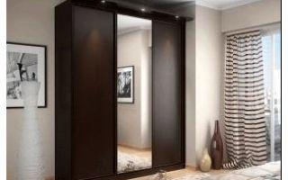 Шкафы-купе в спальню — стильное и функциональное место для хранения — фото, дизайн, советы