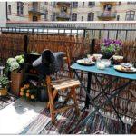 19 Интересных идей для маленького балкона