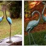 32 Садовые скульптуры для вашего сада