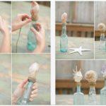 8 Миниатюрных идей декора из ракушек