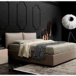 Черно-белая спальня – советы, рекомендации, примеры интерьеров, фото
