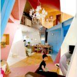 Дизайн интерьера без граней из токио