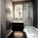 Дизайн однокомнатной квартиры: 40 кв. м от aiya lisova design