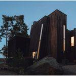 Дом, который сливается с пейзажем