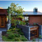 Дом на острове сан-хуан