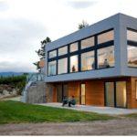 Дом с современным характером