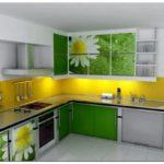Фото и дизайн угловой кухни — 35 вариантов