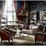 Эклектичный дизайн гостиной от timothy oulton