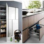 Элегантные и компактные итальянские кухни в стиле минимализм