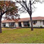 Красивый семейный дом из техаса