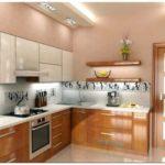 Кухня в 10 квадратных метров: простор действий и компактная функциональность