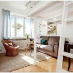 Маленькая гостиная: 14 идей оформления