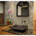 Накладные раковины в ванной комнате — размещение на столешнице и тумбе