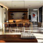Небольшой дом для любителей минимализма