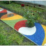 Облагораживаем садовый участок: декоративная щепа в ландшафтном дизайне