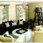 Оформление гостиной в зеленых тонах: фотографии 25 стильных гостиных