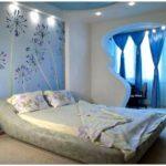 Основные интерьерные направления в дизайне спальни в квартире: фото галерея
