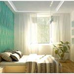 Особенности дизайна интерьера маленьких спален в хрущевках