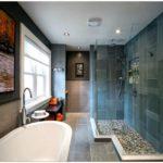 Отделка ванной комнаты плиткой: эффектный дизайн (+50 фото)
