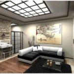 Полноценность и лаконичность японского стиля у вас дома