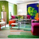 Поп-арт стиль в интерьере: 4 совета профессионала