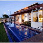 Прибрежный дом мечты из новой зеландии