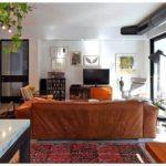 Просторные апартаменты в тель-авив — удачный пример правильной перепланировки квартиры