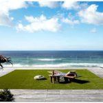 Роскошный дом на побережье океана