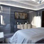 Серая спальня — фото лучших интерьеров спальни серого цвета