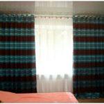 Шторы на люверсах для зала или спальни — 75 фото безупречного интерьера