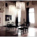 Современная готика в интерьере столовых