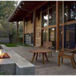 Современный деревянный дом от рика берри