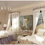 Спальни прованс — черты, присущие стилю и фото интерьеров
