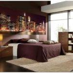 Спальни с фотообоями — нестандартные дизайнерские решения