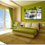 Стилистическая «перезагрузка» — модульные картины в интерьере вашей спальни