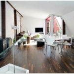 Стильная двухуровневая квартира в швеции