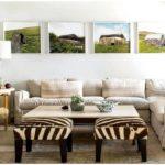 Светлый интерьер большого дома в калифорнии