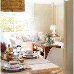 Уютный дизайн трехкомнатной квартиры (60 кв. м)