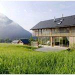 Замечательный дом от студии hohensinn architektur