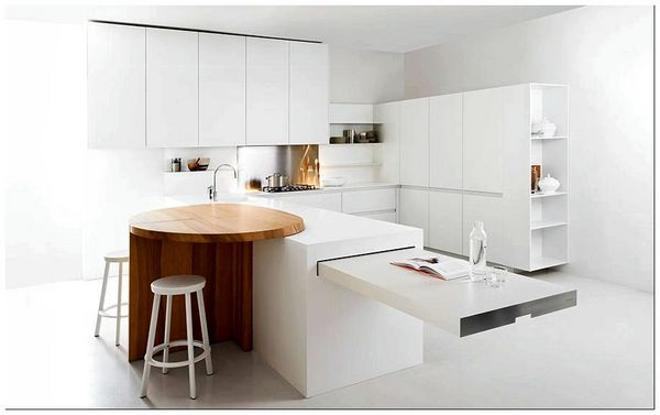 Kitchen-island-with-extendable-coutertop-that-acts-as-a-serving-area - копия