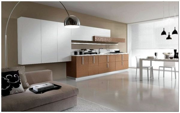 minimalist magika kitchen cabinetry